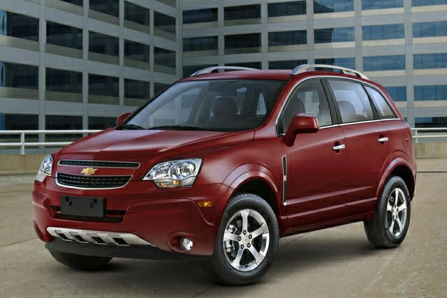 2013 Chevrolet Captiva Sport Specs, Pictures, Trims ...