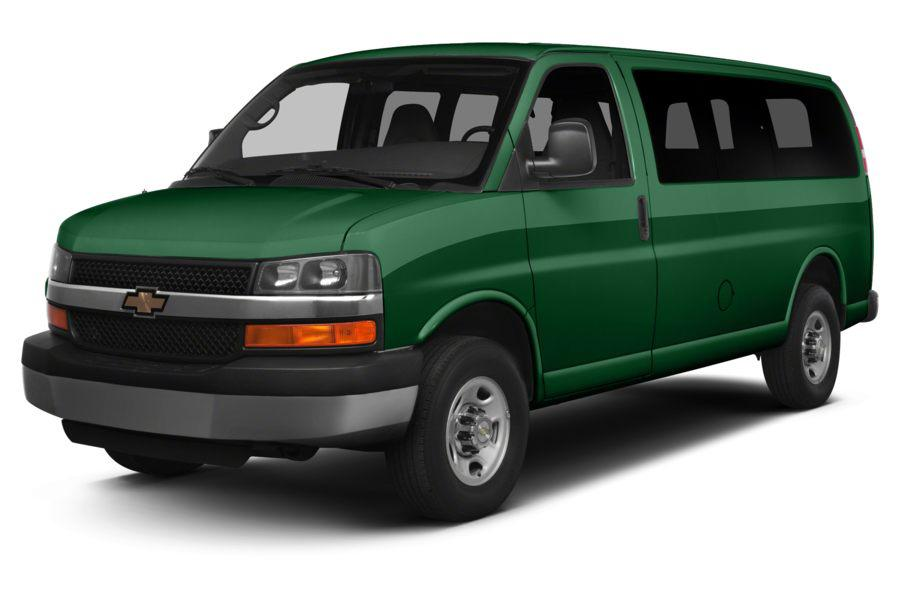 2013 Chevrolet Express 3500 Photo 1 of 9
