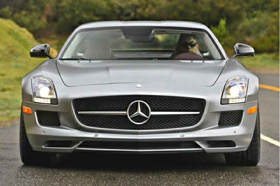2013 Mercedes-Benz SLS AMG Photo 4 of 6