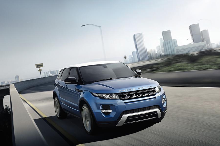 2013 Land Rover Range Rover Evoque Photo 4 of 11