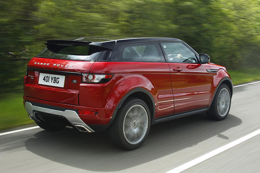 2013 Land Rover Range Rover Evoque Overview Cars Com