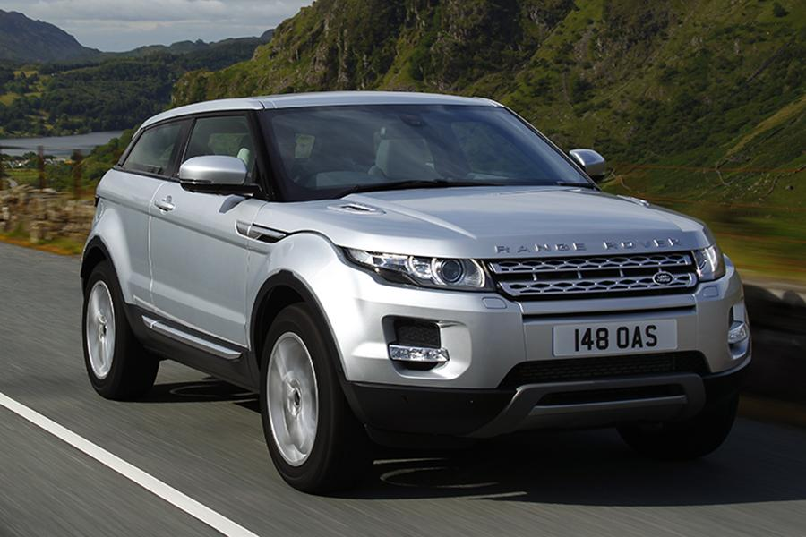 2013 land rover range rover evoque reviews specs and prices. Black Bedroom Furniture Sets. Home Design Ideas