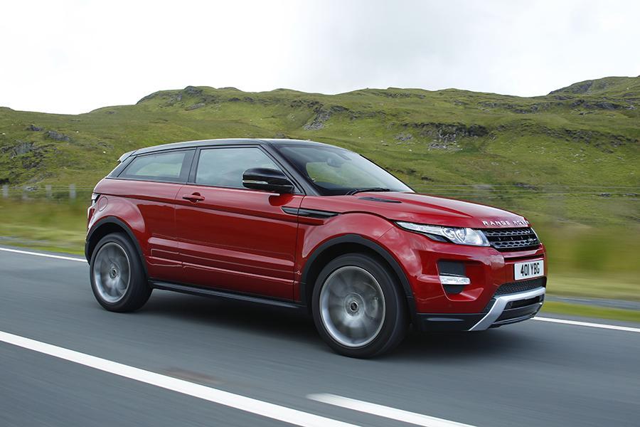 2013 Land Rover Range Rover Evoque Photo 6 of 11