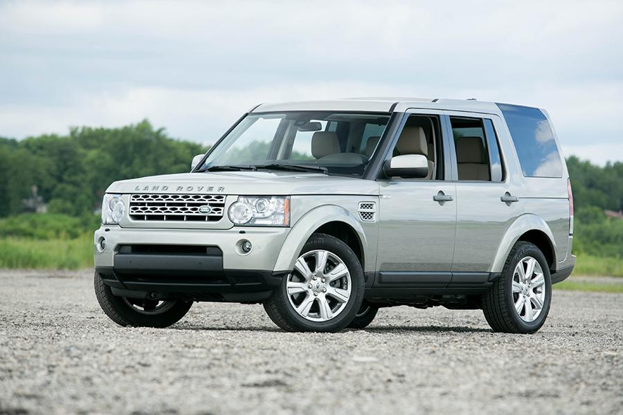 2013 Land Rover LR4 Photo 1 of 15
