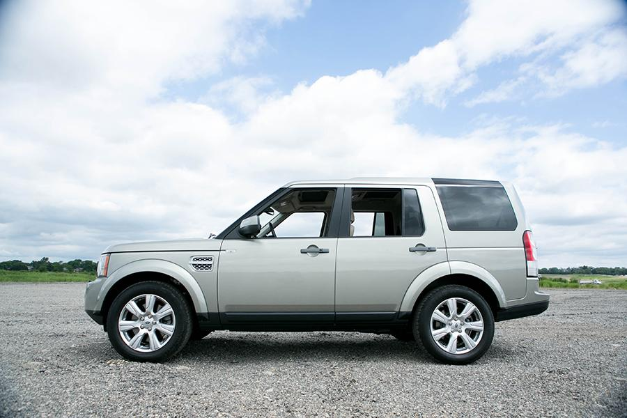 2013 Land Rover LR4 Photo 4 of 15