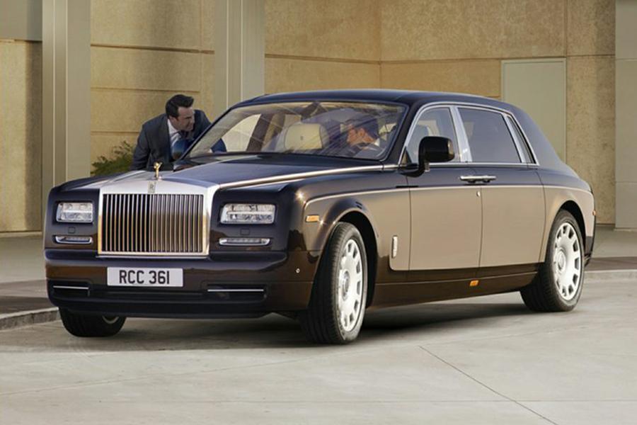 RollsRoyce Phantom VI Sedan Models Price Specs Reviews  Carscom