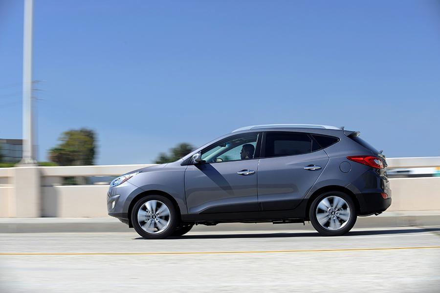 2015 Hyundai Tucson Photo 5 of 31