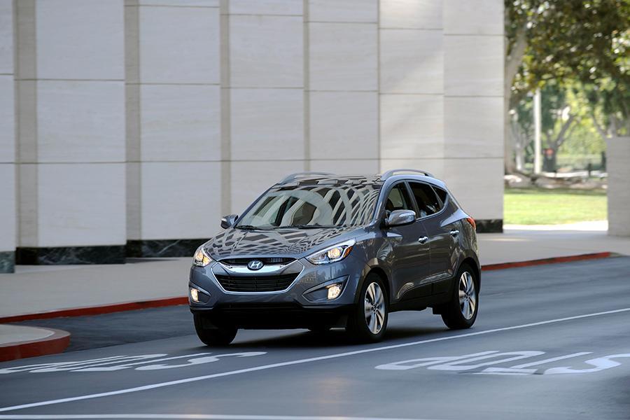 2015 Hyundai Tucson Photo 1 of 31
