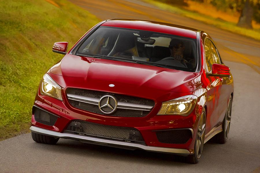 2015 Mercedes Benz Cla Class Reviews Specs And Prices