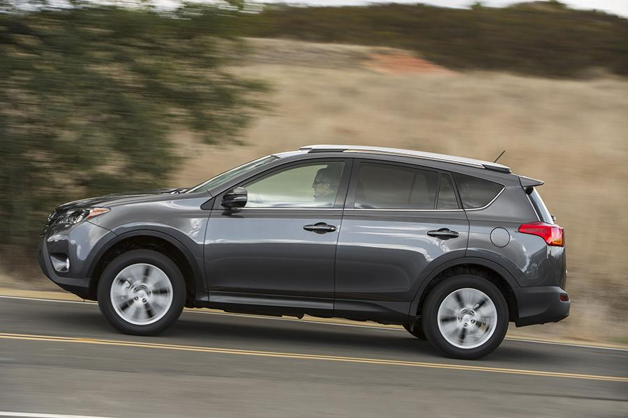 2012 Ford Escape For Sale >> 2015 Toyota RAV4 Reviews, Specs and Prices | Cars.com