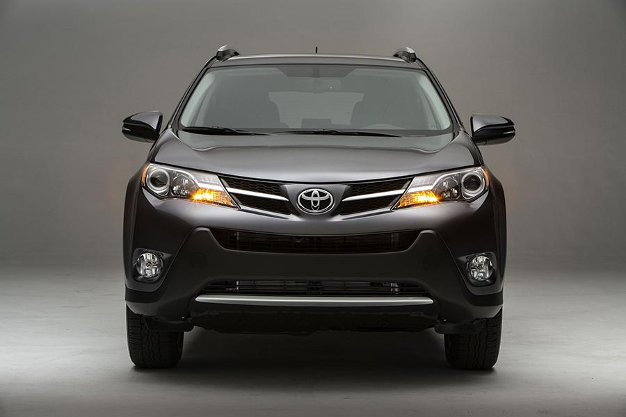 2015 toyota rav4 overview. Black Bedroom Furniture Sets. Home Design Ideas