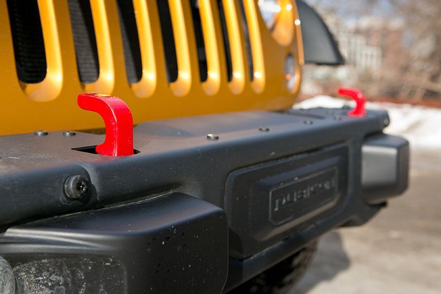 2015 Jeep Wrangler Photo 3 of 20