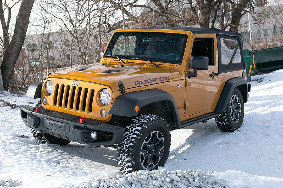 2015 Jeep Wrangler Photo 2 of 20
