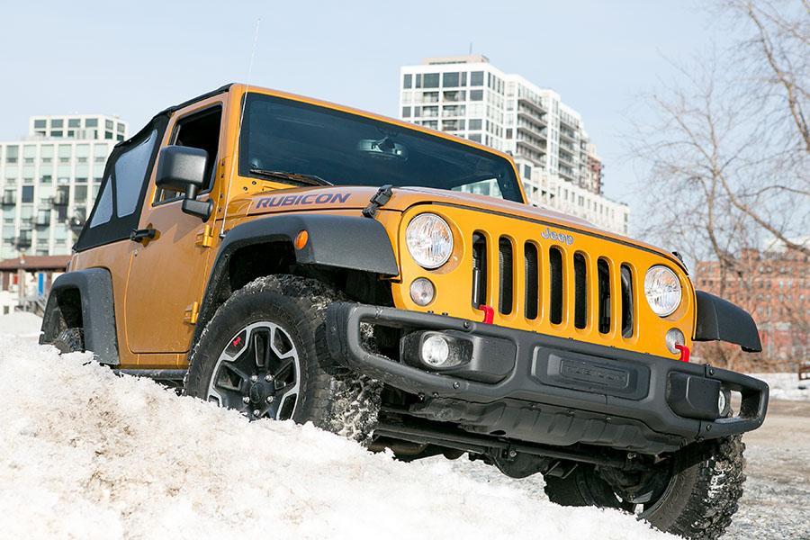 2015 Jeep Wrangler Photo 4 of 20