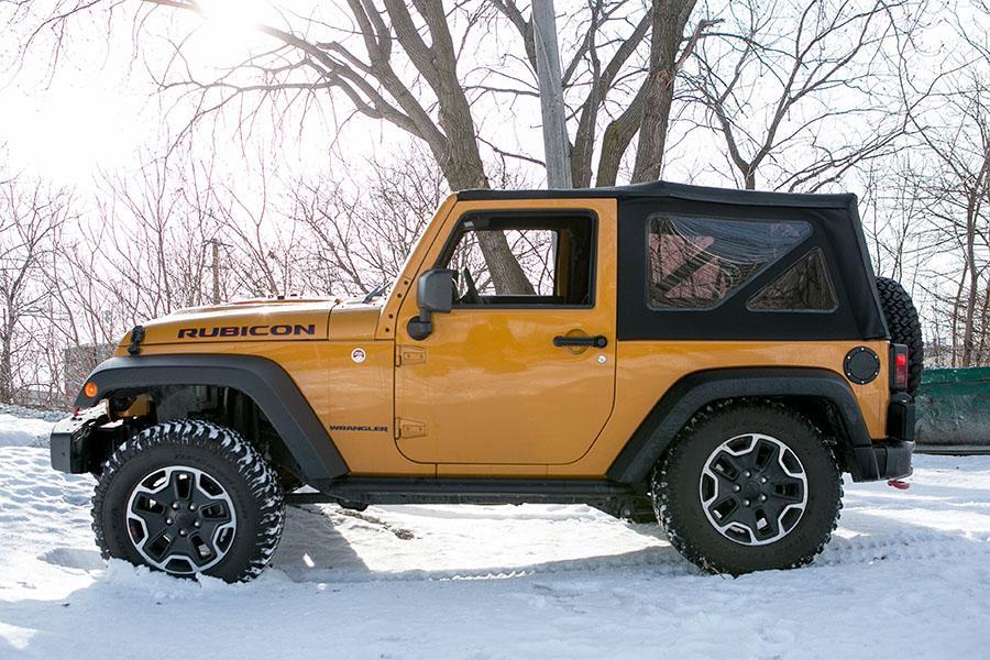 2015 Jeep Wrangler Photo 6 of 20