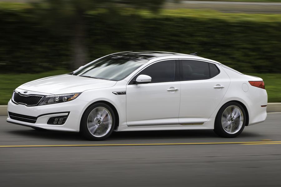 2015 Kia Optima Overview Cars Com