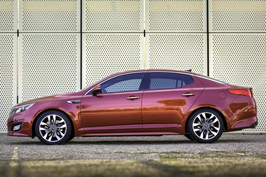 2015 Kia Optima Specs Pictures Trims Colors Cars Com