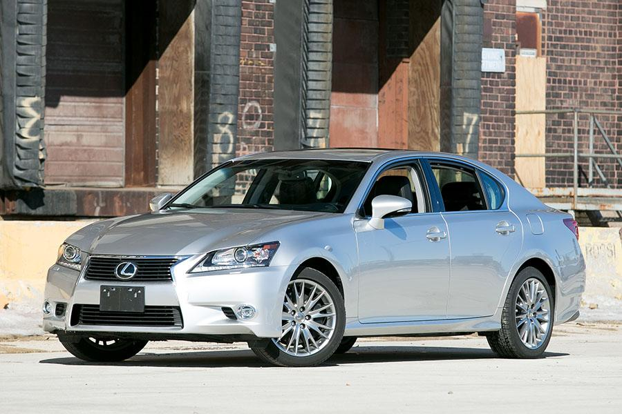 2015 lexus gs 350 overview. Black Bedroom Furniture Sets. Home Design Ideas