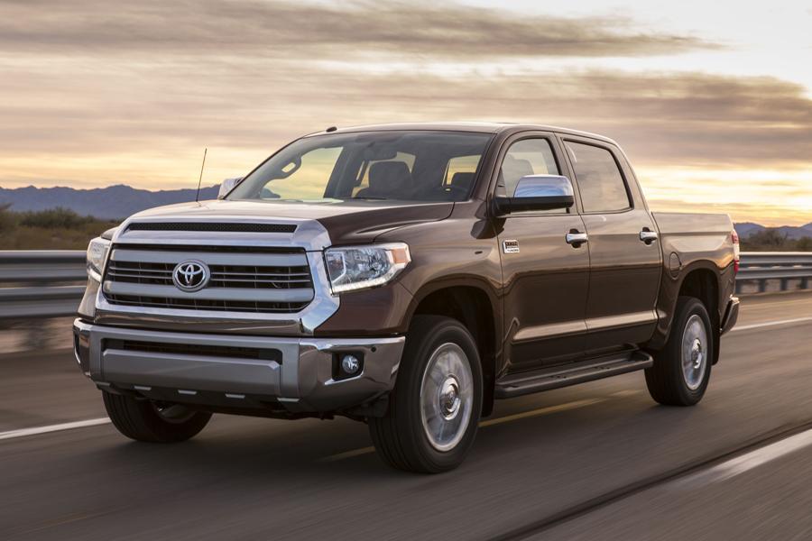 2015 Toyota Tundra Overview  Carscom