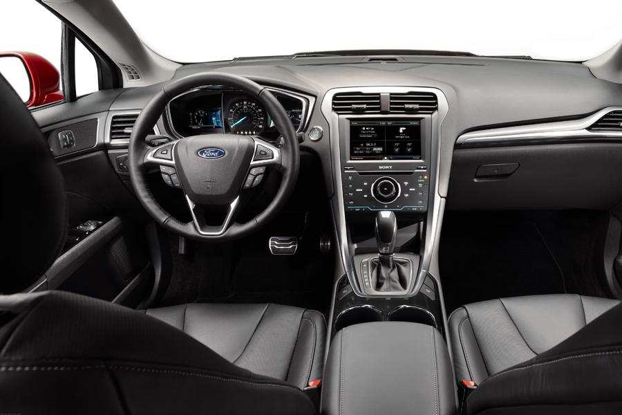 11 photos of 2015 ford fusion all years - 2015 Ford Fusion Hybrid Black