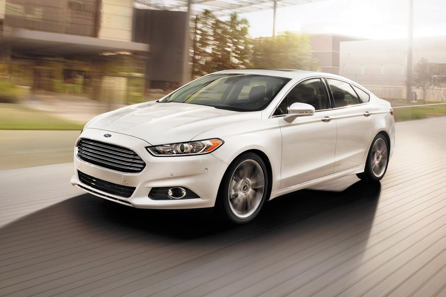 2015 Ford Fusion Photo 3 Of 11