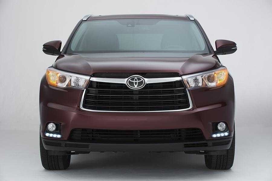 2015 Toyota Highlander Specs Pictures Trims Colors