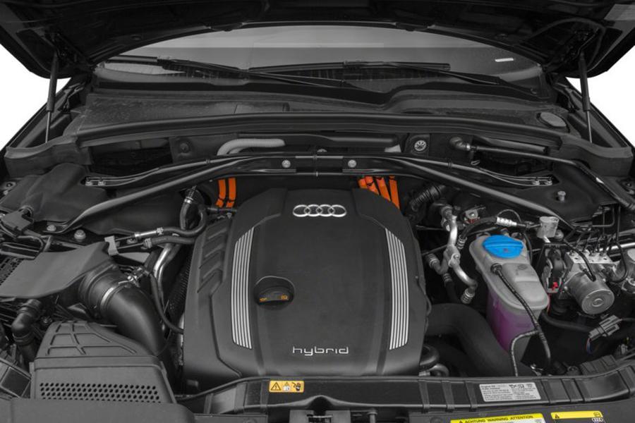 2015 Audi Q5 hybrid Photo 4 of 10