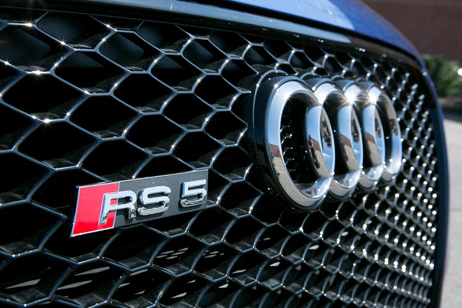 2015 Audi RS 5 Photo 4 of 14