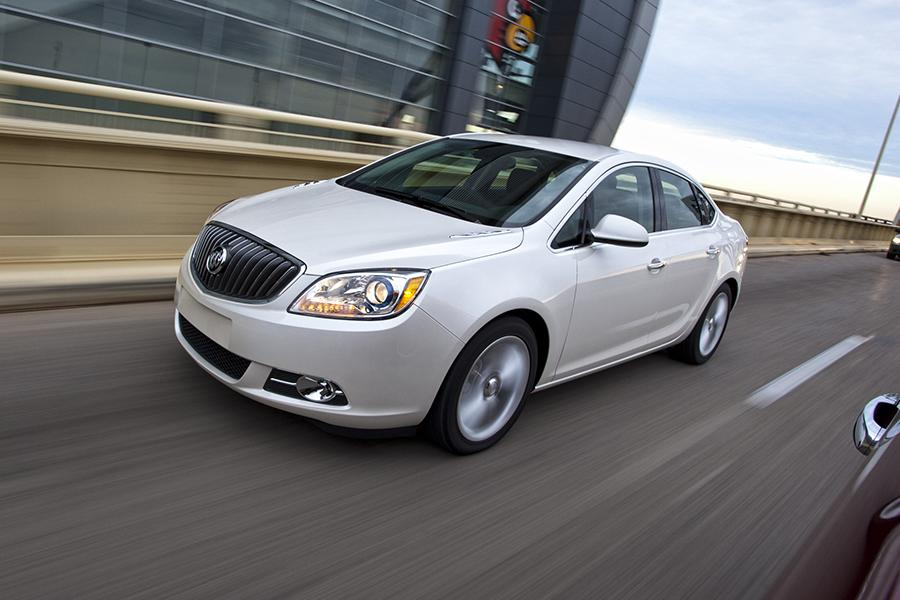 2015 Buick Verano Reviews, Specs and Prices | Cars.com