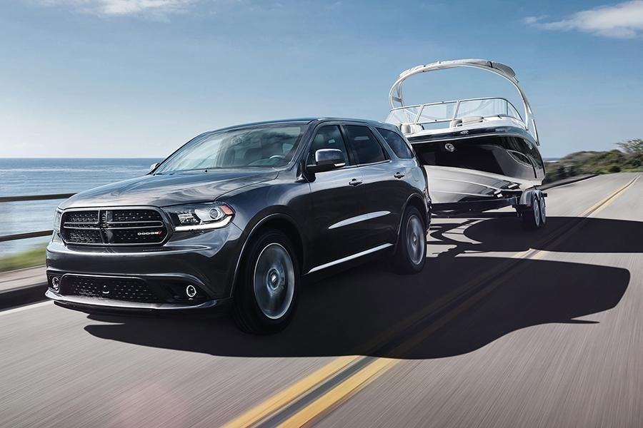 2015 Dodge Durango Photo 3 of 15