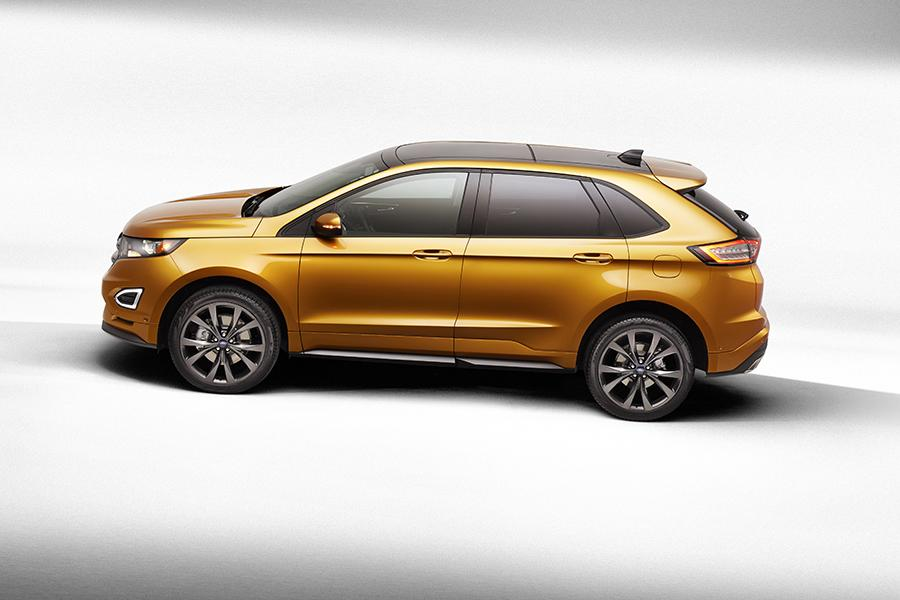 9 - 2015 Ford Edge Magnetic