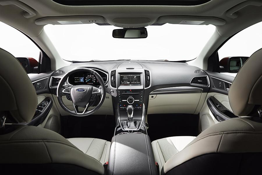 14 photos of 2015 ford edge all years - 2015 Ford Edge Titanium Magnetic