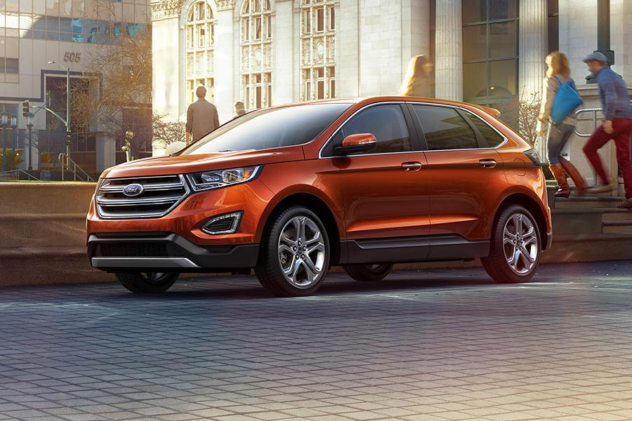 2015 ford edge reviews specs and prices carscom - 2015 Ford Edge Titanium Magnetic