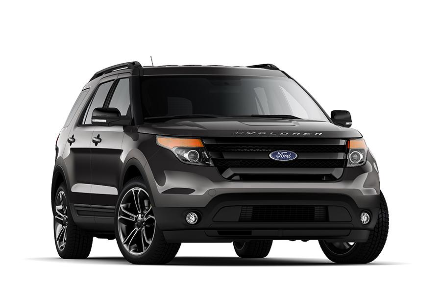 2015 Ford Explorer Overview Cars Com