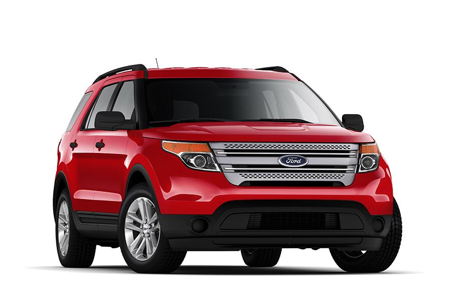 2015 Ford Explorer Photo 2 of 20