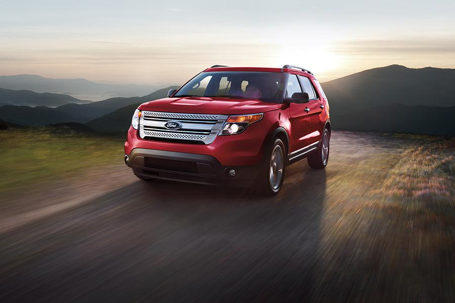 2015 Ford Explorer Photo 1 of 20