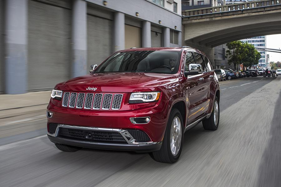 2015 Jeep Grand Cherokee Photo 5 of 20