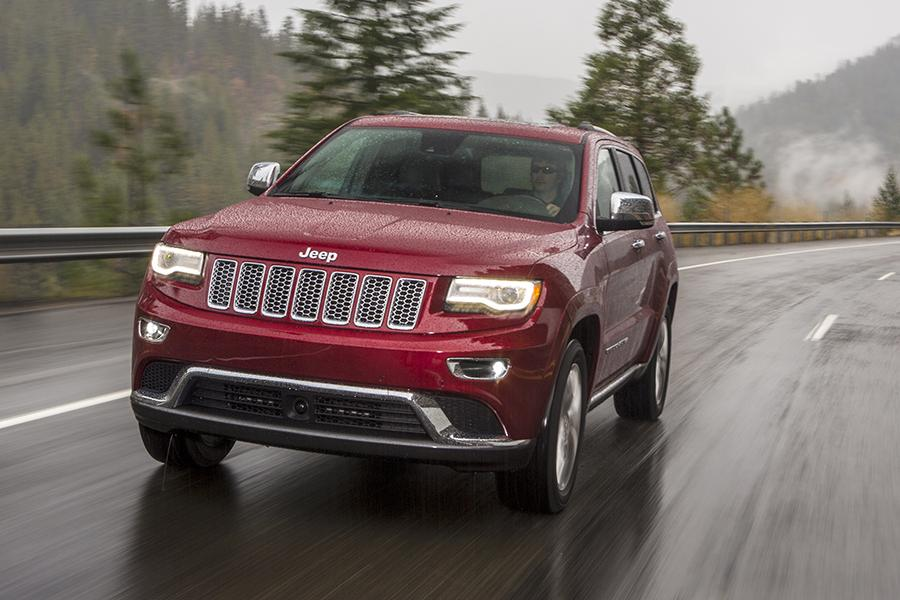2015 Jeep Grand Cherokee Photo 6 of 20