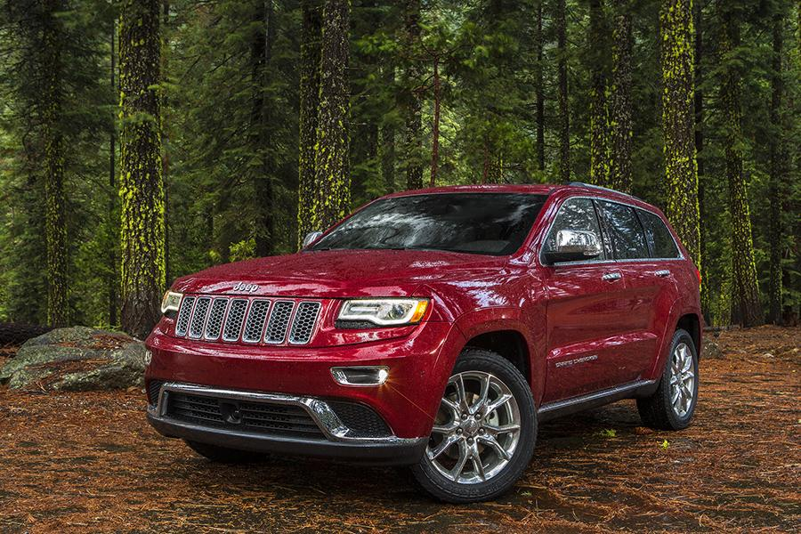 2015 Jeep Grand Cherokee Photo 1 of 20