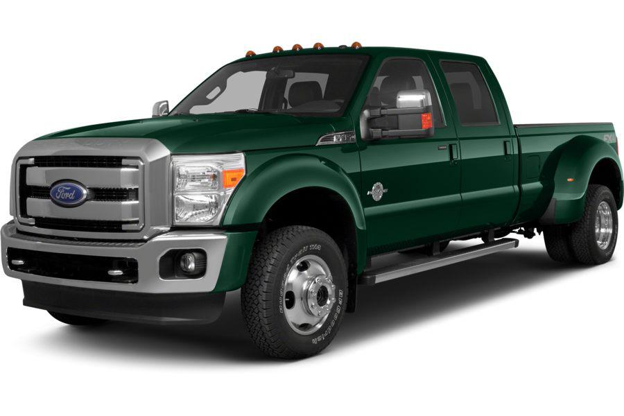 2013 Ford F-450 Photo 1 of 5