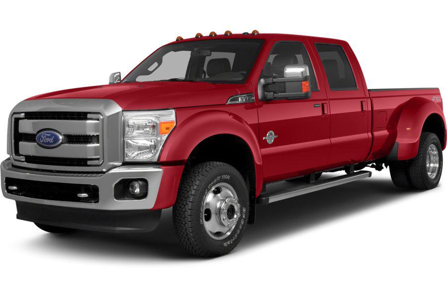 2013 Ford F-450 Photo 4 of 5