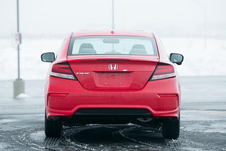 2015 Honda Civic Photo 3 of 22