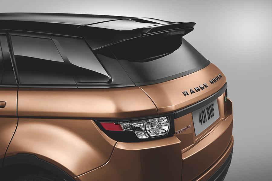 2015 Land Rover Range Rover Evoque Photo 3 of 9