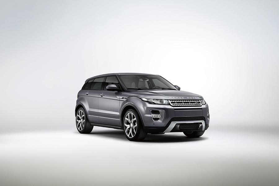 2015 Land Rover Range Rover Evoque Photo 2 of 9