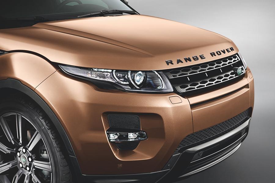 2015 Land Rover Range Rover Evoque Photo 6 of 9