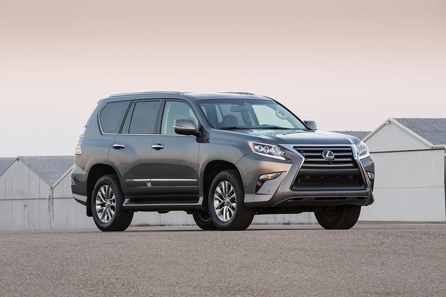 2015 Lexus Gx 460 Overview Cars Com