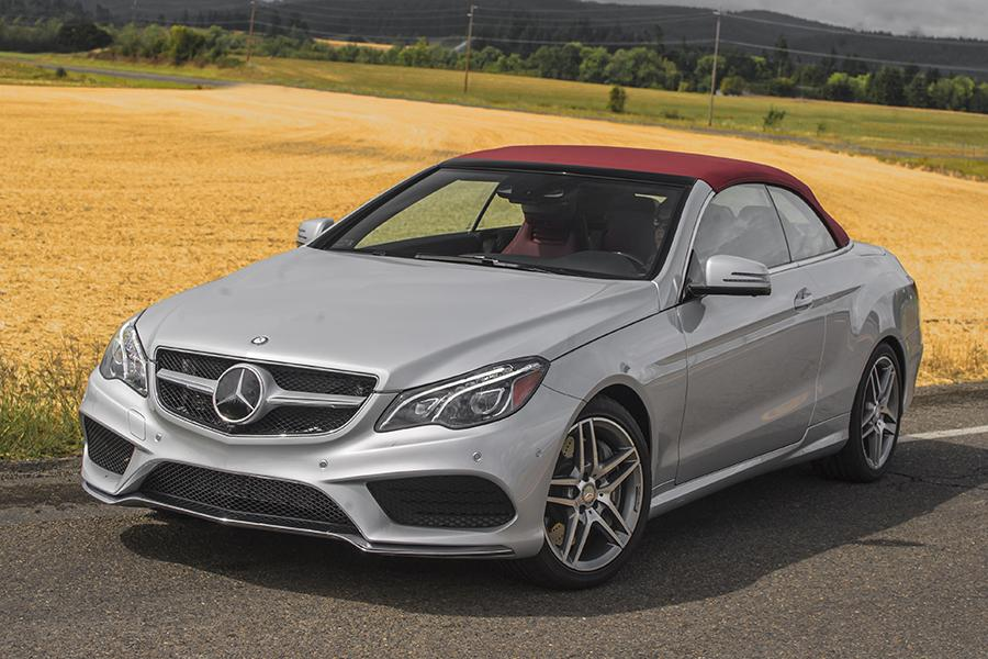 2015 Mercedes-Benz E-Class Photo 1 of 22