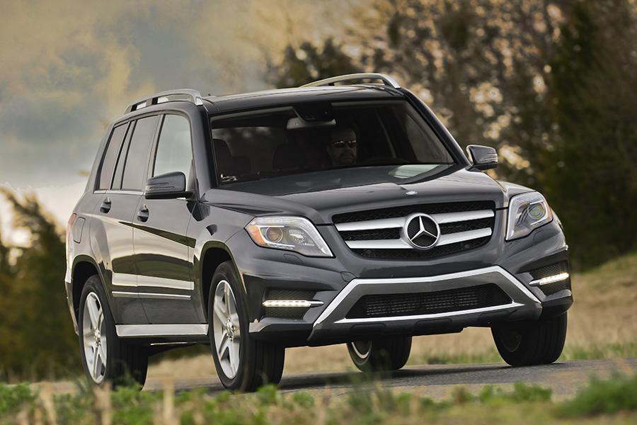 Mercedes Glk  Ratings