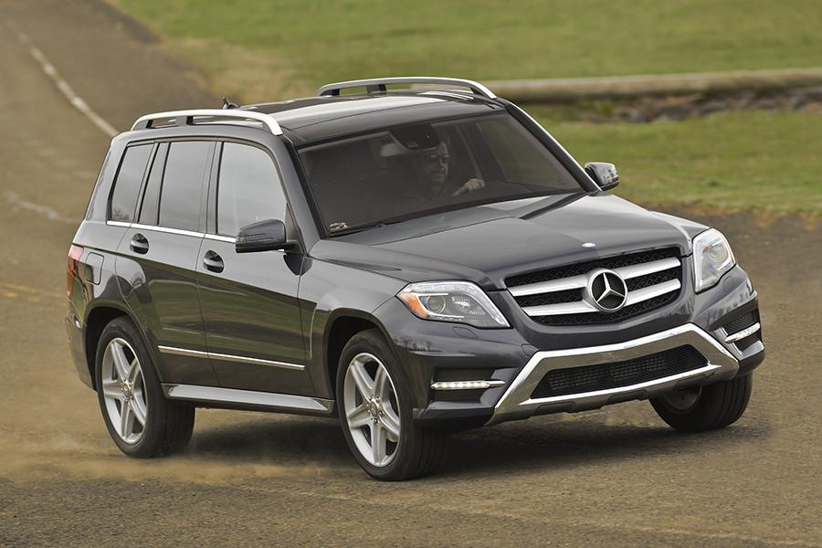 Mercedes Benz Glk  Consumer Reviews