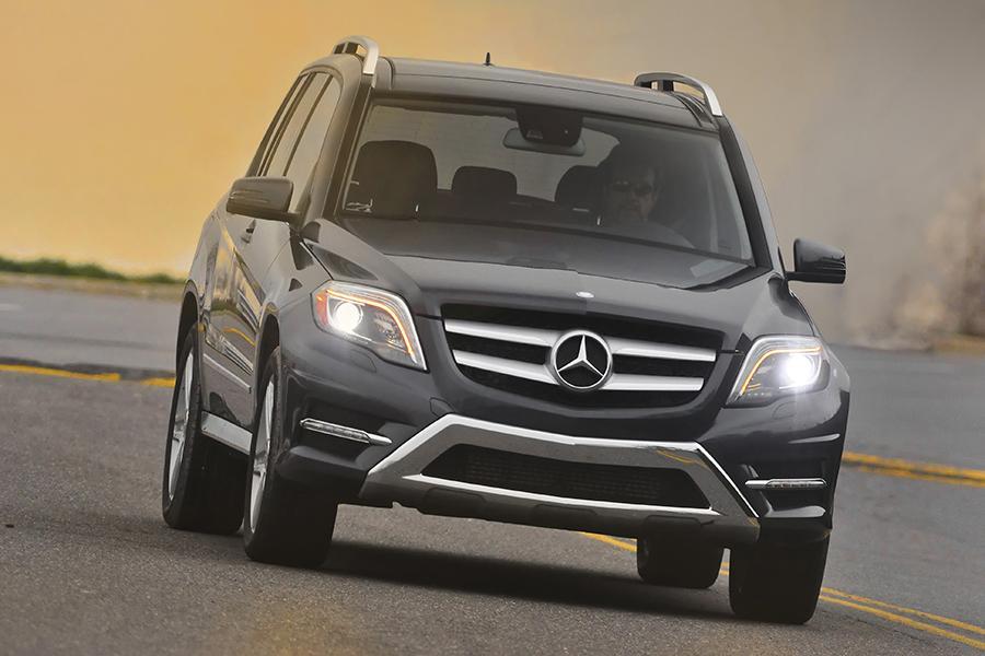 2015 Mercedes-Benz GLK-Class Photo 6 of 18